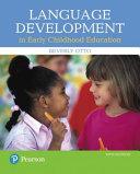 Language Development in Early Childhood Education PDF