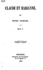Claude et Marianne: Volume2