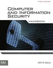Computer and Information Security Handbook PDF