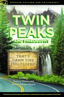 Twin Peaks and Philosophy PDF