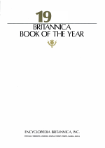 Britannica Book of the Year