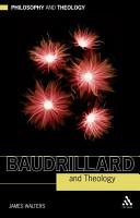 Baudrillard and Theology PDF