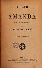 Oscar y Amanda, 1: novela escrita en inglés