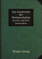 Zur Geschichte der Preisrevolution PDF