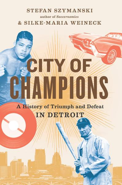 Download City of Champions Book