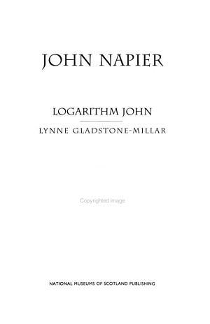 John Napier PDF
