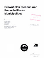 Brownfields Cleanup and Reuse in Illinois Municipalities