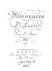 Almanacco di corte