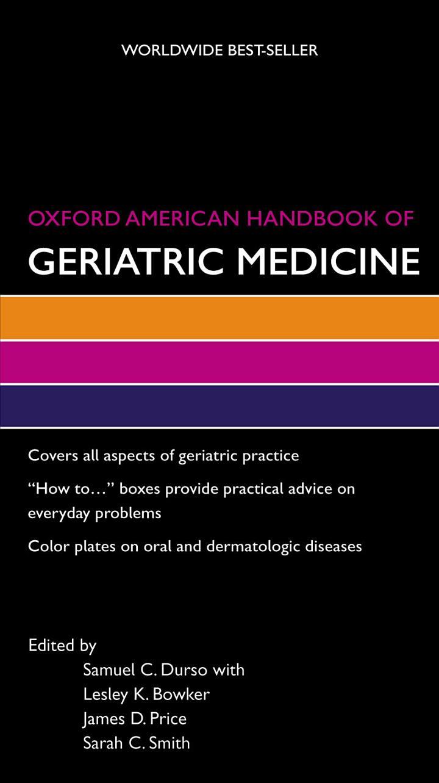Oxford American Handbook of Geriatric Medicine