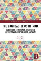The Baghdadi Jews in India PDF