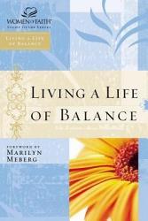 Living A Life Of Balance Book PDF