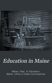 Education in Maine: Report
