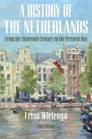 A History of the Netherlands PDF