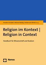 Religion im Kontext   Religion in Context PDF