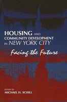 Housing and Community Development in New York City PDF