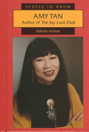 Amy Tan  Author of The Joy Luck Club Book