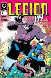 L.E.G.I.O.N. (1989-) #6