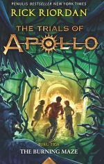The Trials of Apollo #3 The Burning Maze