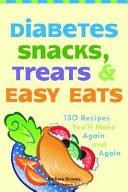 Diabetes Snacks  Treats  and Easy Eats