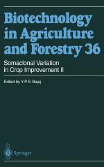 Somaclonal Variation in Crop Improvement II