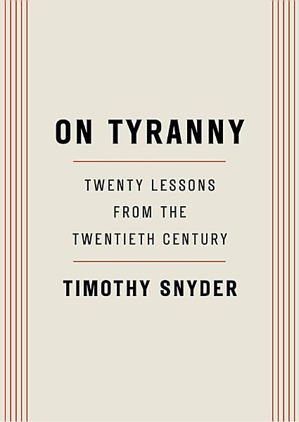 Download On Tyranny Book