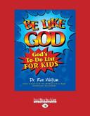 Be Like God PDF