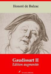 Gaudissart II: Nouvelle édition augmentée