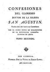 Confesiones del glorioso doctor de la Iglesia San Agustín