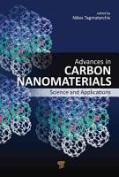 Advances in Carbon Nanomaterials PDF