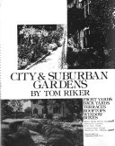 City   Suburban Gardens PDF