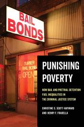 Punishing Poverty Book PDF