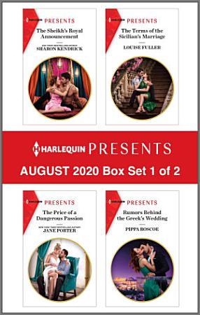 Harlequin Presents   August 2020   Box Set 1 of 2 PDF