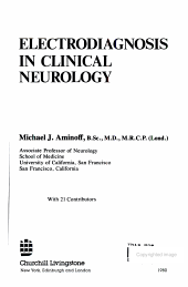 Electrodiagnosis in Clinical Neurology