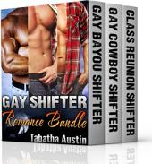Gay Shifter Romance Bundle (Short Gay Shifter Romance MM Love): Gay Paranormal Romance Anthology