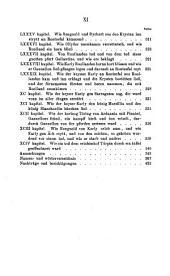 Morgant der Riese: in deutscher Übersetzung des XVI. Jahrhunderts, Band 189