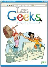 Les Geeks T03: Si ça rate, formate !