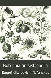 Большая энциклопедия: словарь общедоступных свиедиении по всием отраслям знания, Том 6