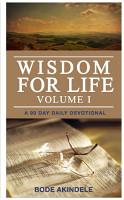 Wisdom For Life Vol 1 PDF