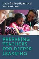 Preparing Teachers for Deeper Learning PDF