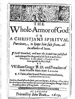 The Whole Armor of God  Or  a Christjans Spjritual Furniture  to Keepe Him Safe from All the Assaults of Satan  First Preached  and Now the Second Time Published and Enlarged for the Good of All Such as Well Vse It  Whereunto is Also Added a Treatise of the Sinne Against the Holy Ghost  Etc Book