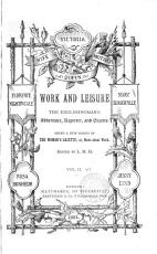 Work and Leisure  the Englishwoman s Advertiser  Reporter and Gazette PDF