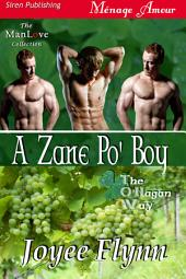 A Zane Po' Boy [The O'Hagan Way 3]