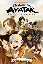 Avatar The Last Airbender The Promise Part 1 Book PDF
