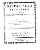 Genera nova plantarum iconibus observationibusque illustrata: Volume 2
