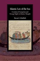 Islamic Law of the Sea PDF