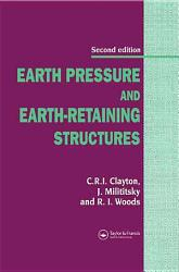 Earth Pressure And Earth Retaining Structures Second Edition Book PDF