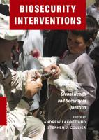 Biosecurity Interventions PDF