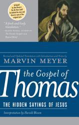 The Gospel Of Thomas Book PDF