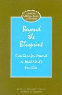 Beyond the Blueprint