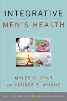 Integrative Men s Health PDF